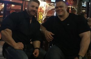 Flex Lewis remembers Dallas McCarver