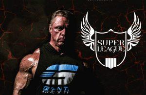 'Mountain Dog' John Meadows - Super League