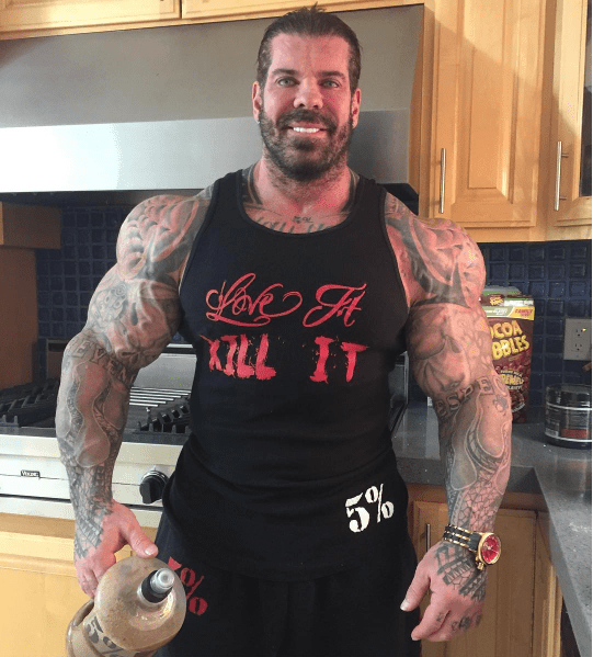 Breaking News: Rich Piana in medically induced coma