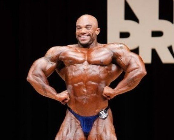 Sergio Oliva Jr. - 2017 Mr. Olympia