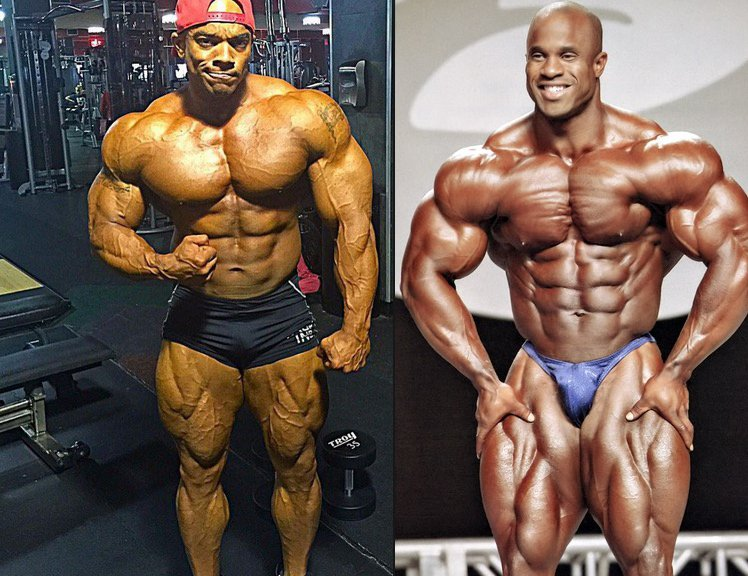 Sergio Oliva Jr & Victor Martinez clash