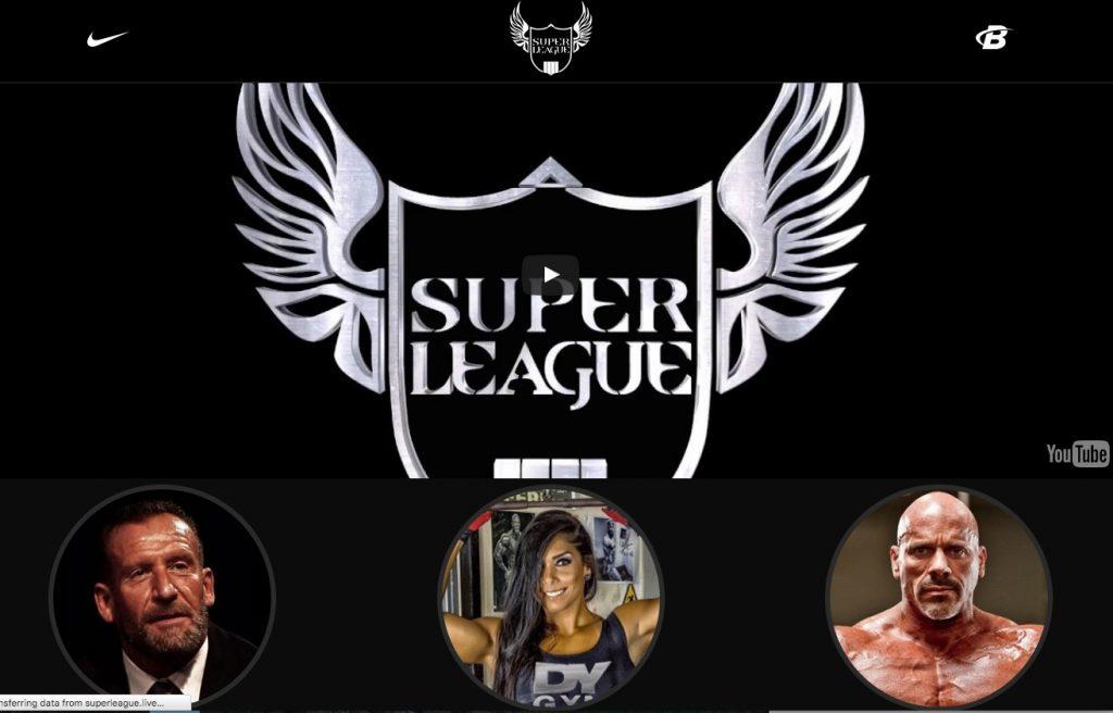 Kai Greene - Super League