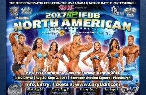 2017 IFBB North American Championships