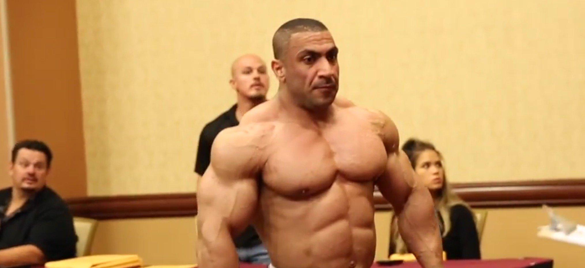2017 IFBB 212 Bodybuilding