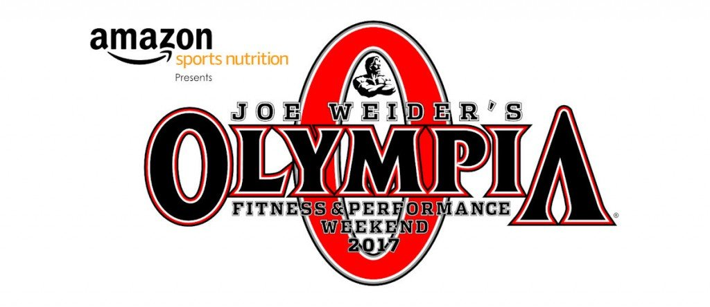2017 Olympia Weekend Official Competitor List