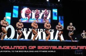 2017 Mr. Olympia finals review