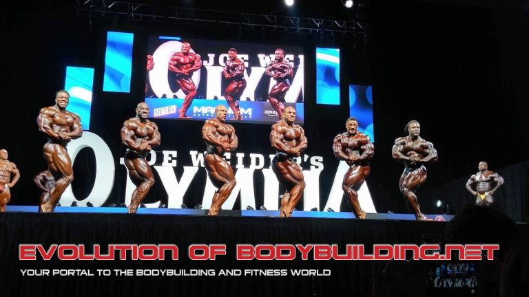 WATCH: 2017 Mr. Olympia finals review