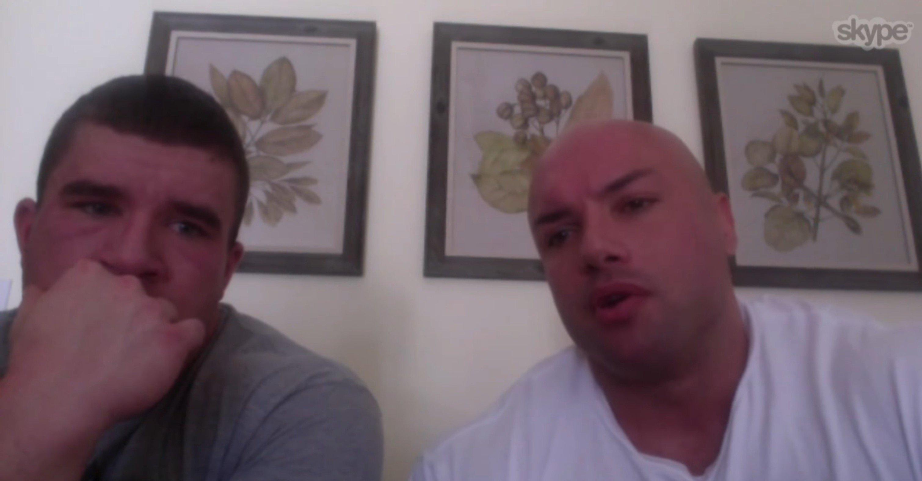 Lenartowicz interviewed - Dallas McCarver death