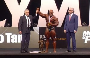Phil Heath - 2017 Mr Olympia