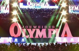 AMI - Full ownership - Mr. Olympia Competition