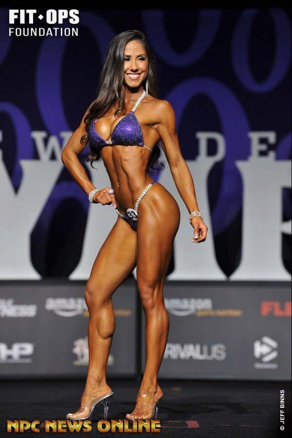 RESULTS: Angelica Teixeira wins the 2017 Bikini Olympia