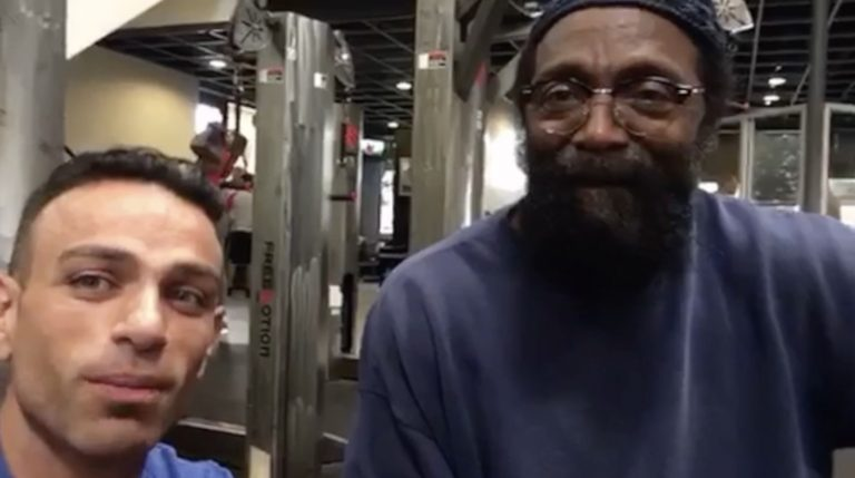 WATCH: Legendary trainer Charles Glass talks to Alex Jamal about the 2017 Mr. Olympia