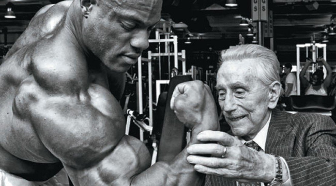 Joe Weider theatrical film