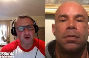 Kevin Levrone interviewed