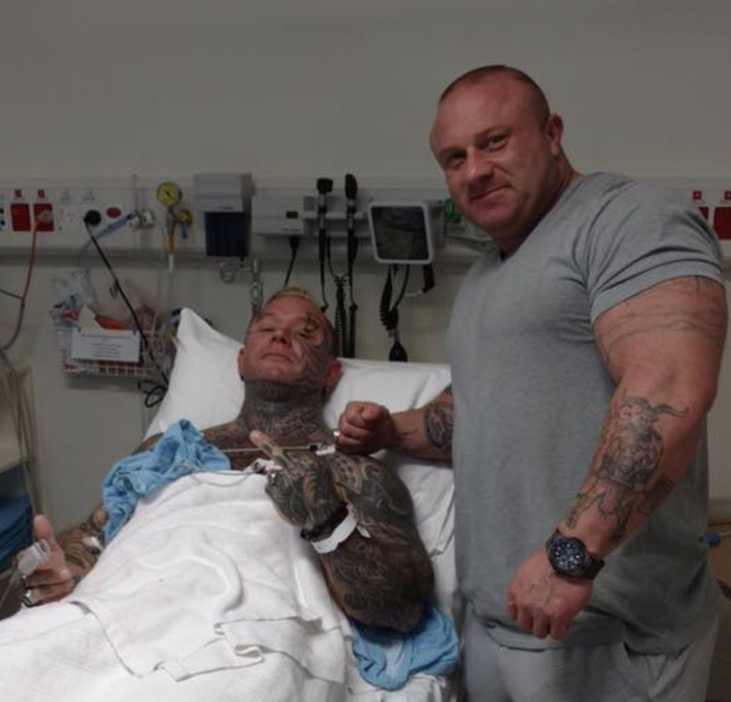 Lee Priest attacks Generation Iron's reporting