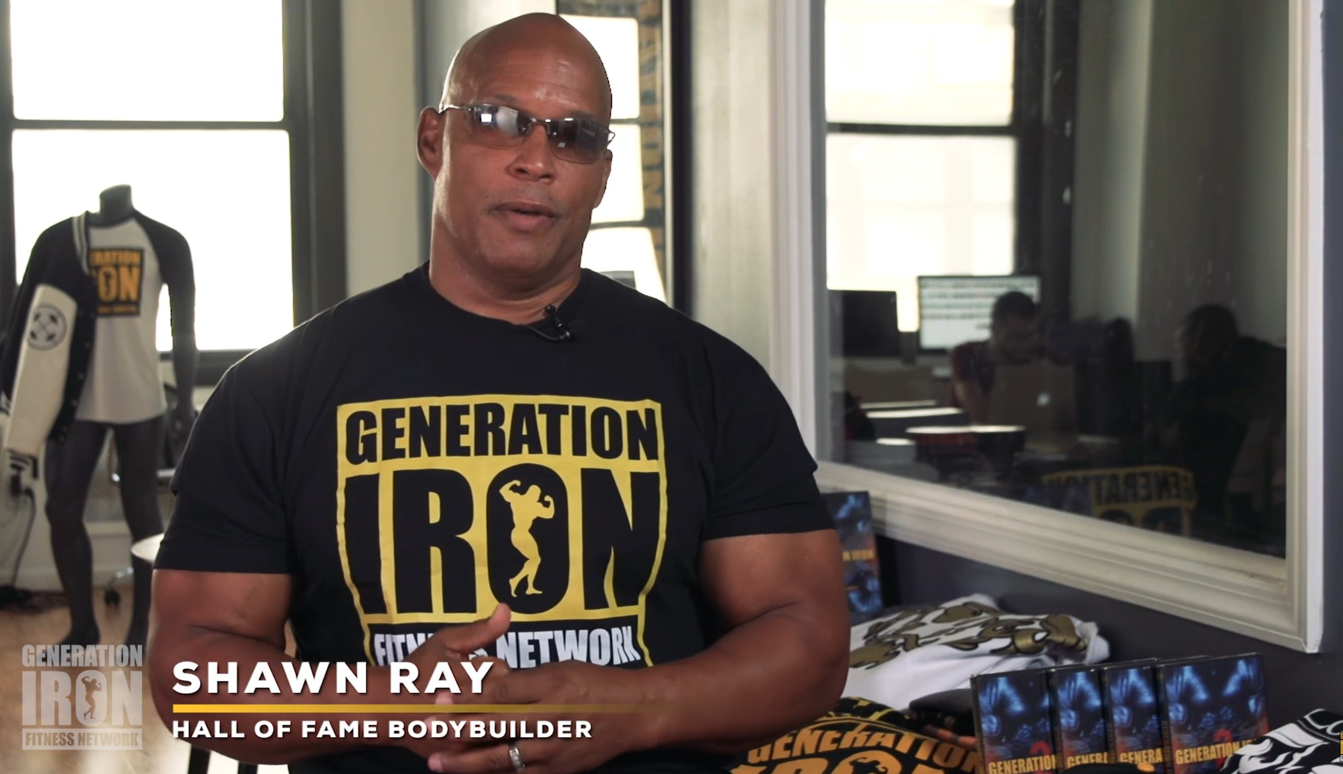 Shawn Ray - Generation Iron
