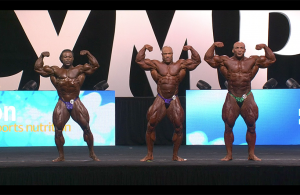 2017 Mr. Olympia prejudging review - callouts