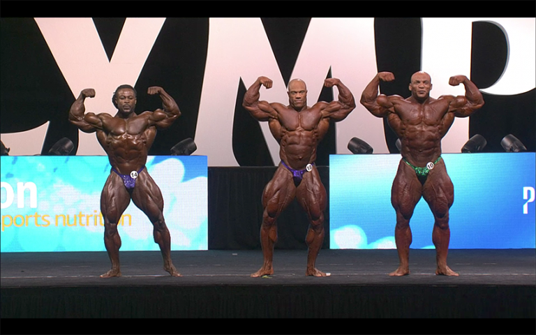WATCH: 2017 Mr. Olympia prejudging review and callouts