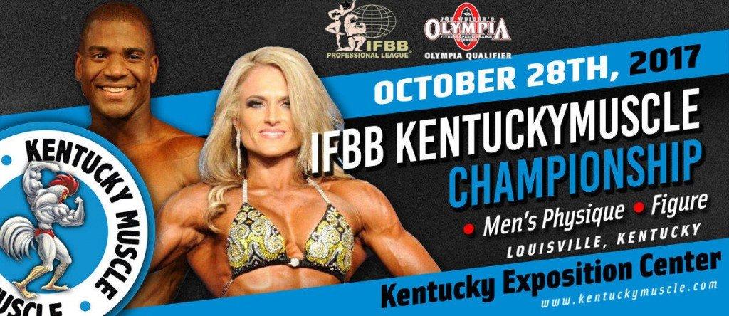 2017 Kentucky Muscle Scorecards