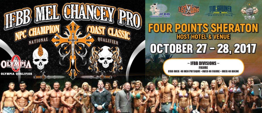 2017 Mel Chancey Pro Scorecards