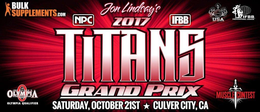IFBB Pro Results - Titans Grand Prix