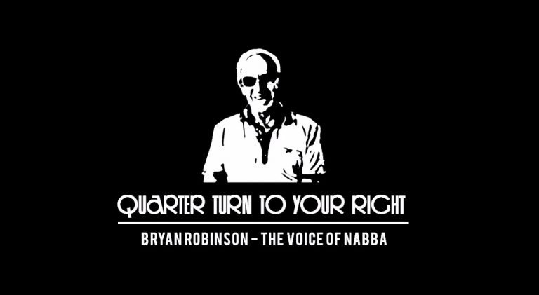"WATCH: ""Quarter Turn To Your Right"" – Bryan Robinson: The Voice of NABBA Documentary"