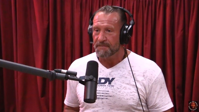 Dorian Yates Interviewed