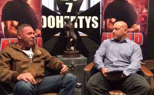 WATCH: Tony Doherty confirms Arnold Classic Australia future