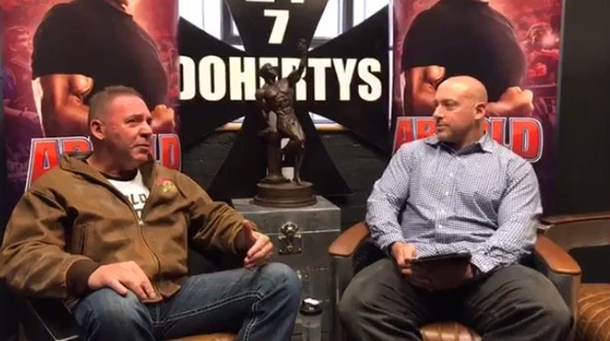 WATCH: Tony Doherty confirms Arnold Classic Australia future