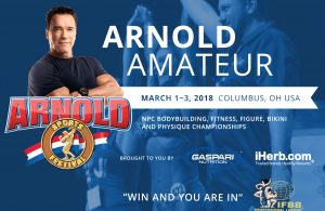 Arnold Amateur USA