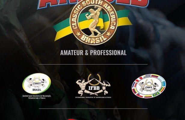2018 Arnold Classic Brasil