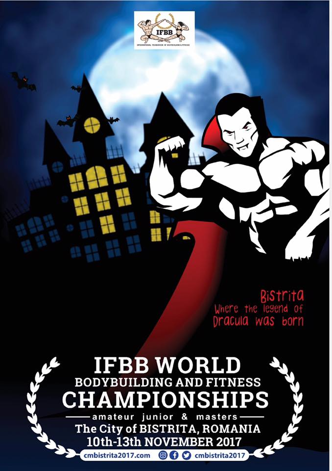 2017 IFBB World Junior - Master Championships