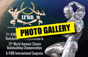 PHOTOS: 2017 IFBB World Amateur Bodybuilding Championships