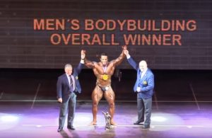 WATCH: 2017 IFBB Men's World Amateur Bodybuilding Championships