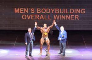 WATCH: 2017 IFBB Men's World Amateur Bodybuilding Championships