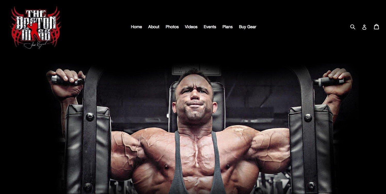 Jose Raymond - Oxygen Gym