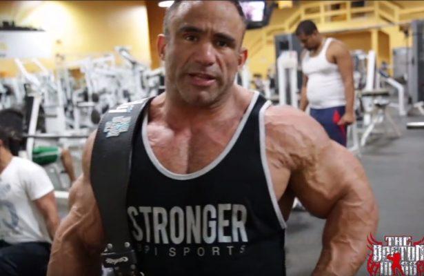 FEATURE: Jose Raymond's Hardcore Workout