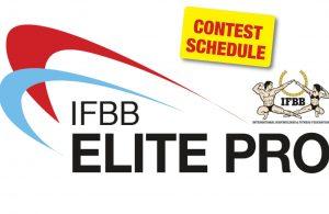2018 IFBB Elite Pro