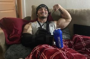 Jeremy Buendia undergoes surgery