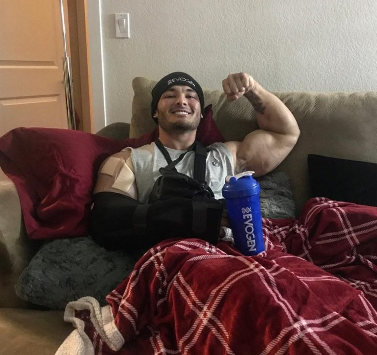 4X Physique Olympia winner Jeremy Buendia undergoes surgery for torn pec
