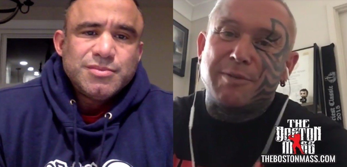 Jose Raymond interviews Lee Priest