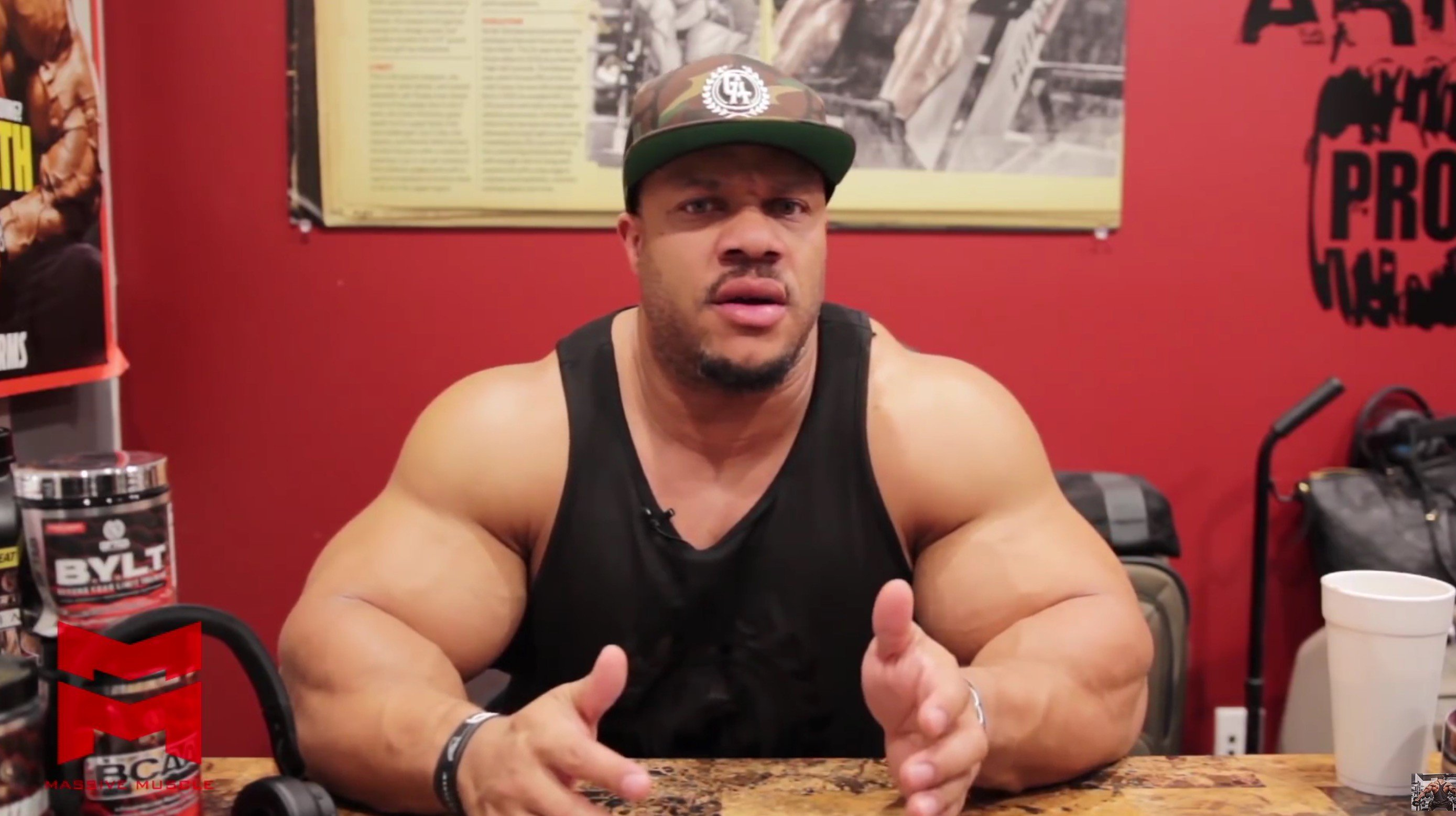 Do you agree with Phil Heath regarding The Classic Bodybuilding Division?