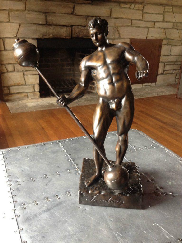 famous trophy