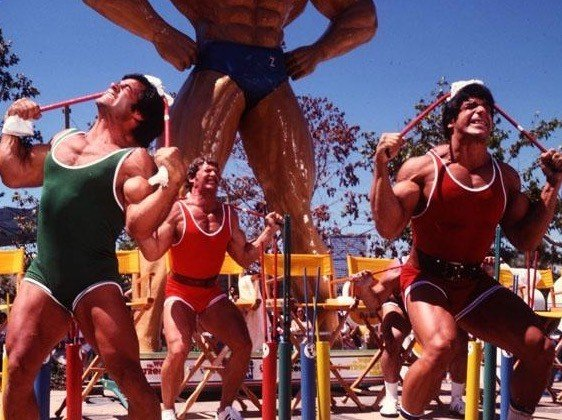 1977 World's Strongest Man