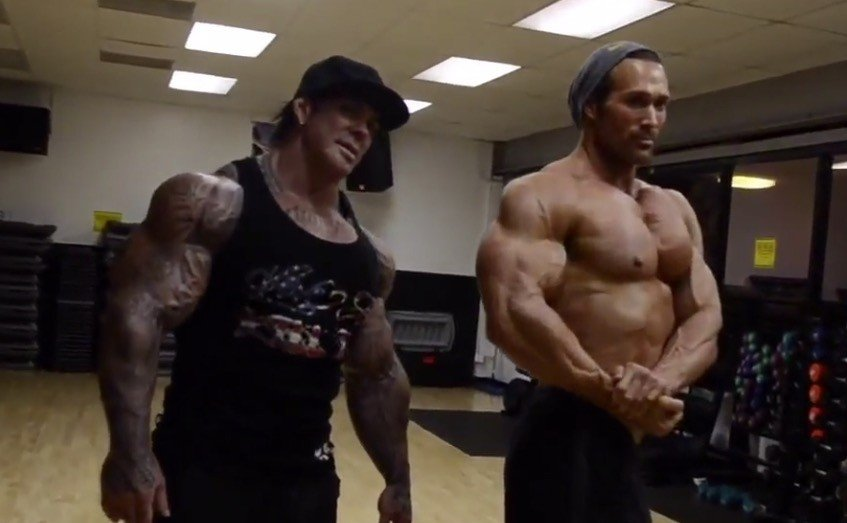 fitness star Mike O'Hearn