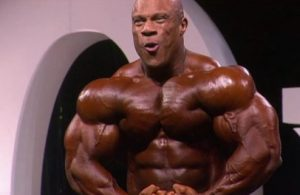 Olympia Phil Heath
