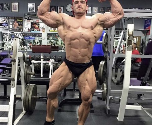 IFBB Pro Cody Montgomery