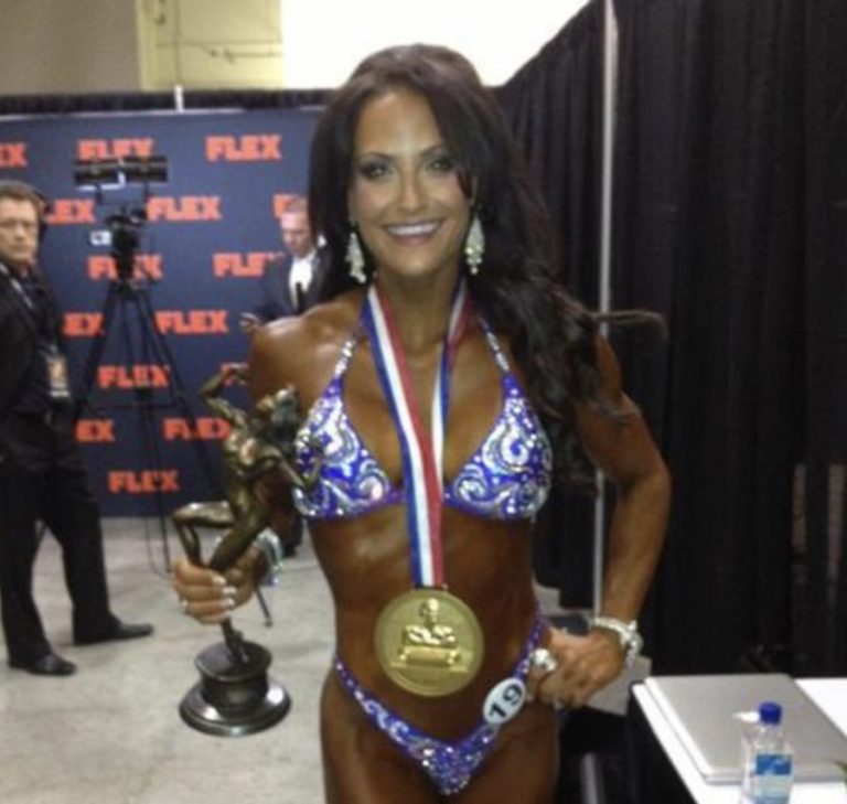 2X Ms Figure Olympia winner Erin Stern, The new star joining IFBB Elite Pro!!
