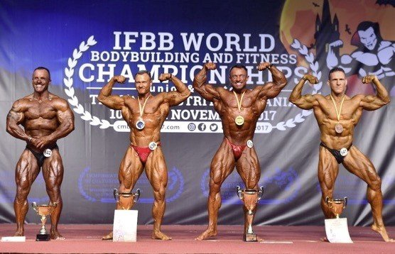 2018 ifbb amateur world bodybuilding championship
