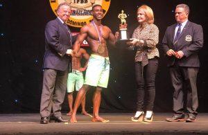 2018 IFBB Diamond Cup Caribe